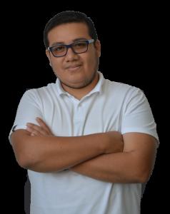 Santiago Arrobo, diseñador de páginas web en Ecuador